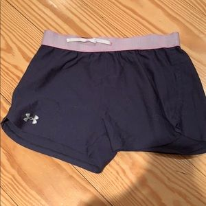 under armor athletic shorts